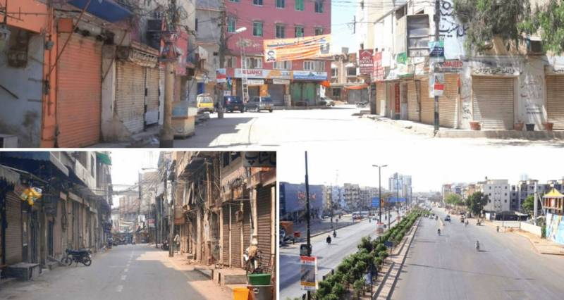 Mirpur goes into lockdown amid alarming spike in Covid-19 cases