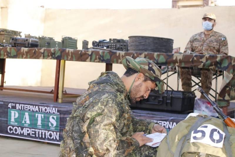 Pakistan Army kicks off International Team Spirit Competition-2021 near Kharian (VIDEO)