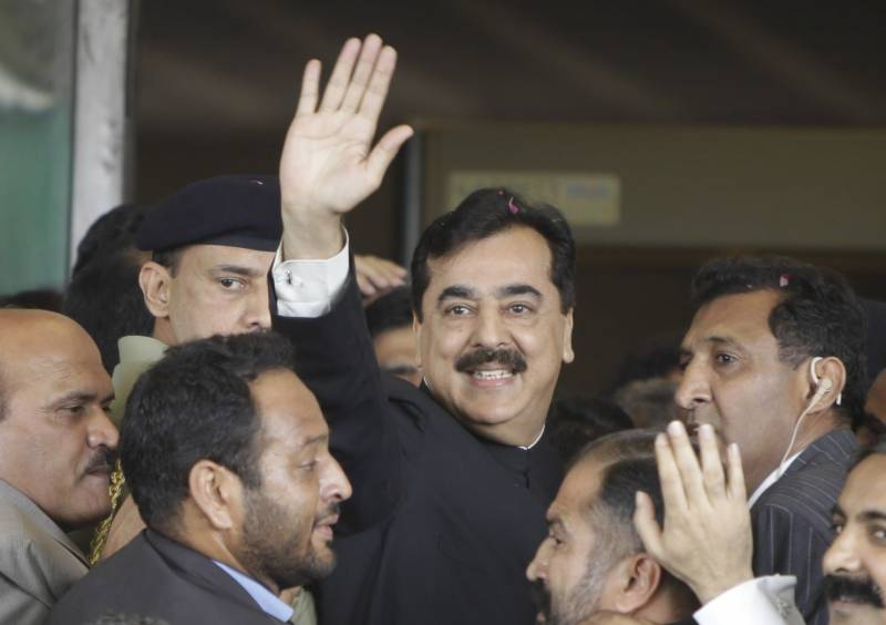 Senate polls – PPP's Yousaf Raza Gilani asks PM Imran to consider his decades-long political career on election day
