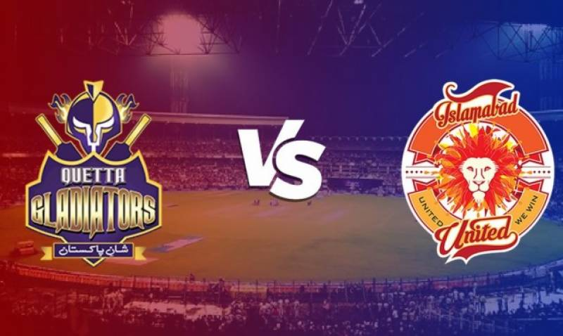 PSL 6, Match 12: Quetta Gladiators, Islamabad United to lock horns today
