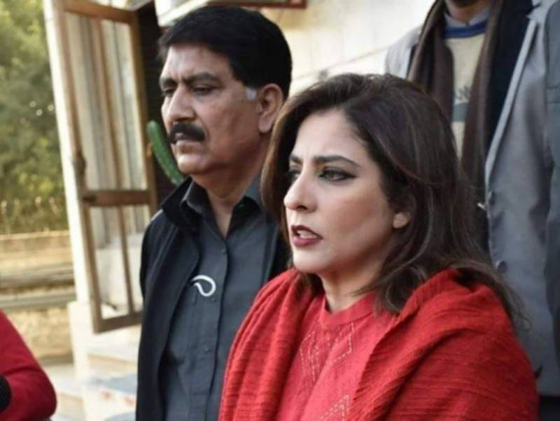 SHC declares PPP's Palwasha Khan eligible to contest Senate polls