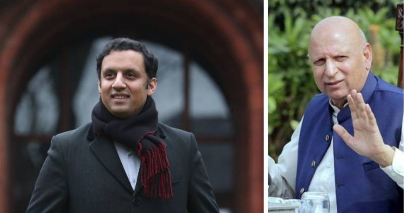Son of Pakistani Governor elected as first Muslim leader of Scottish Labour party