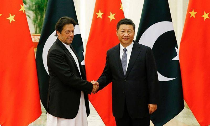 'Thank you, Mr Prime Minister' – China welcomes Pakistan PM's remarks on extreme poverty elimination