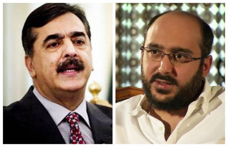Video of Yousaf Raza Gillani's son 'buying' vote ahead of Senate polls goes viral