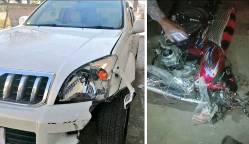 Saudi diplomat's SUV crushes Islamabad biker to death
