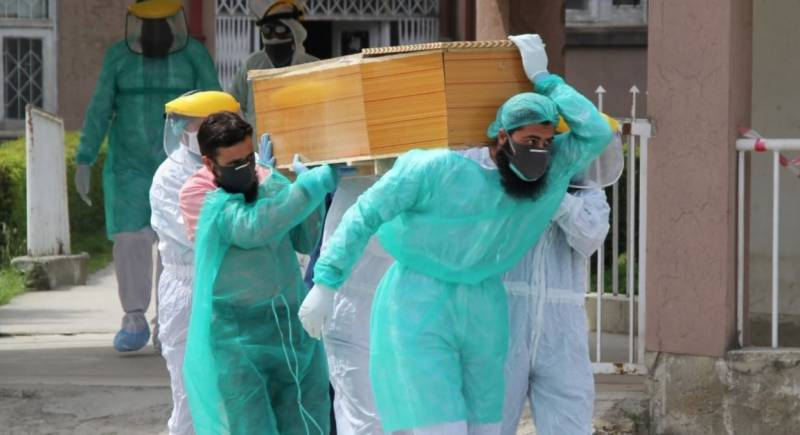 Pakistan's coronavirus death toll crosses 13,000 mark