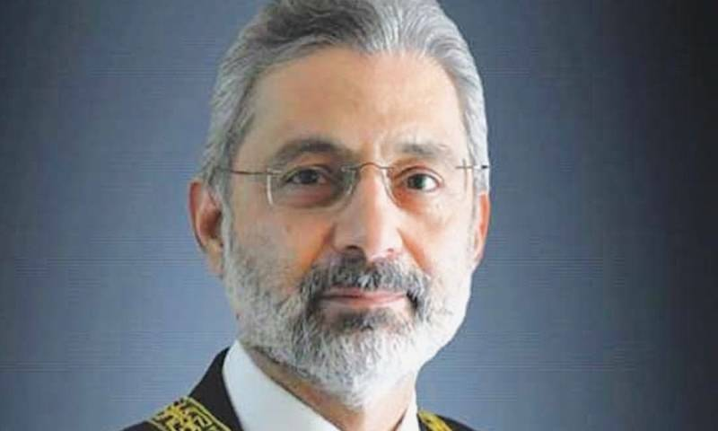 SC's Justice Isa allowed to argue his case himself
