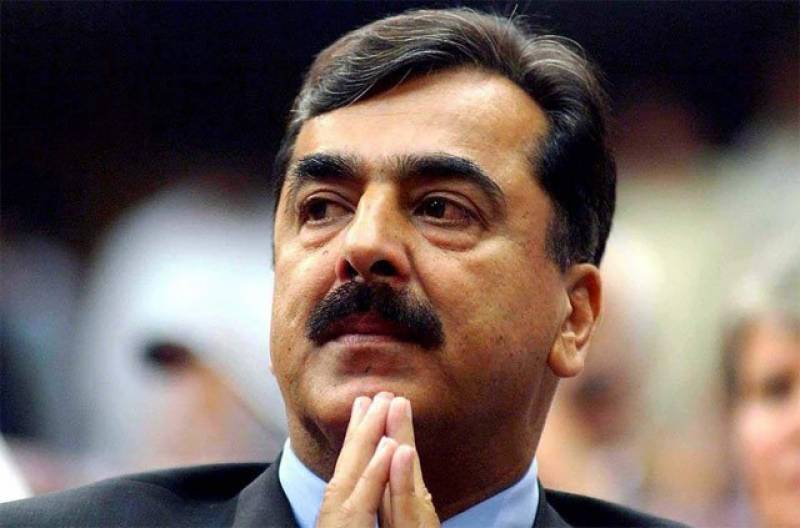 Video fiasco: PTI files plea with ECP seeking disqualification of Yousuf Raza Gilani