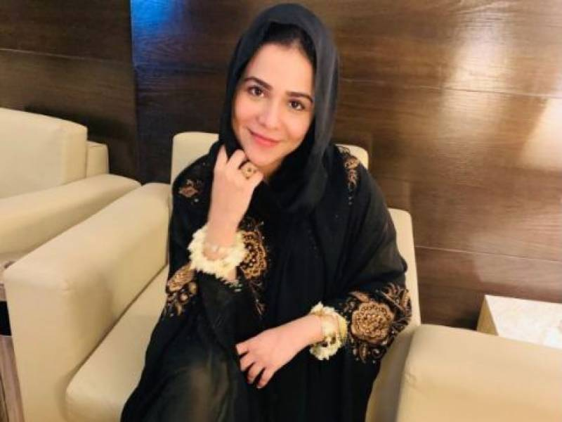 Humaima Malick hopes to wear a hijab for the rest of her life