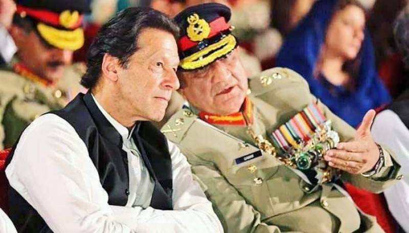 Pakistan Army, ISI chiefs discuss national security with PM Imran