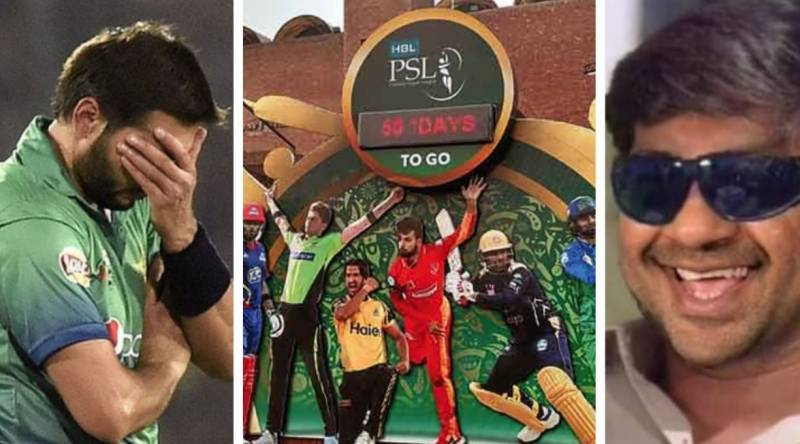 Twitter reacts to #PSL 2021 suspension