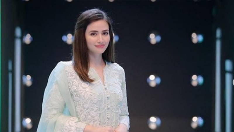 Sana Javed wins Best Actress award for Ruswai