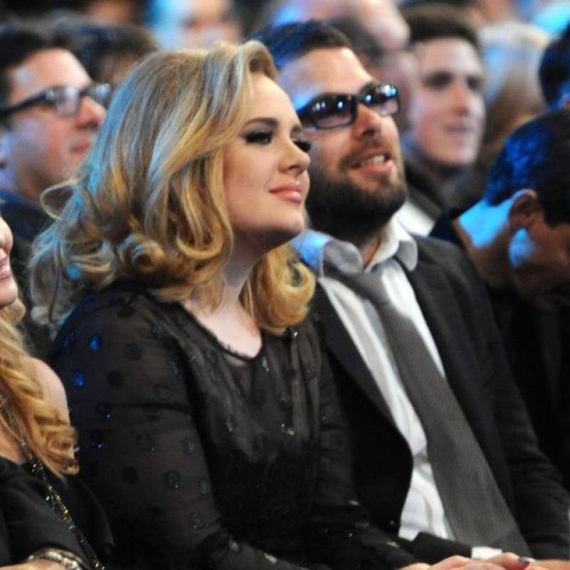 Adele and Simon Konecki finalise their divorce after two years