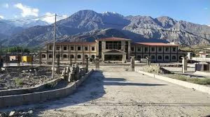 Gilgit-Baltistan' first-ever cancer hospital to open in June