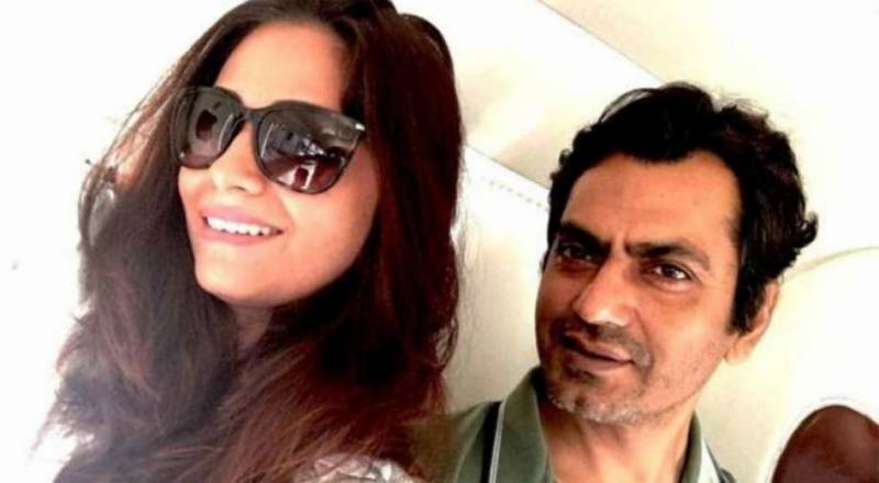 Nawazuddin Siddiqui's wife wishes to reconcile for their children