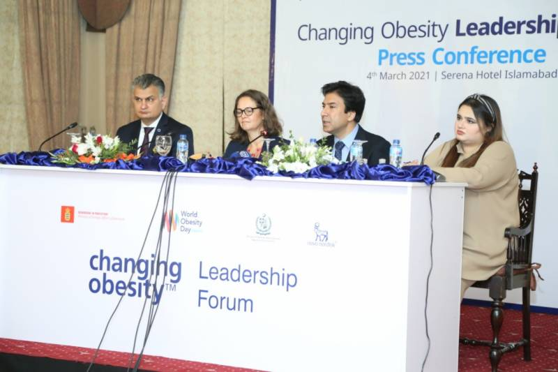Changing Obesity Leadership Forum held to mark the World Obesity Day