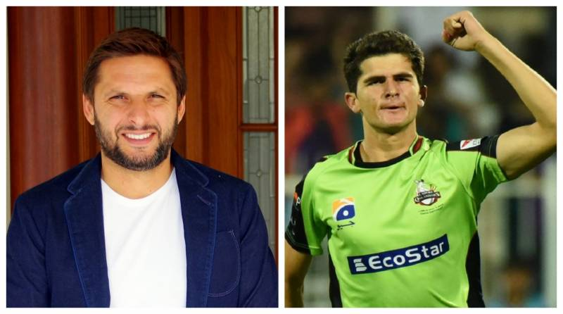 Pakistan pacer Shaheen Shah Afridi and Shahid Afridi's daugher to get engaged