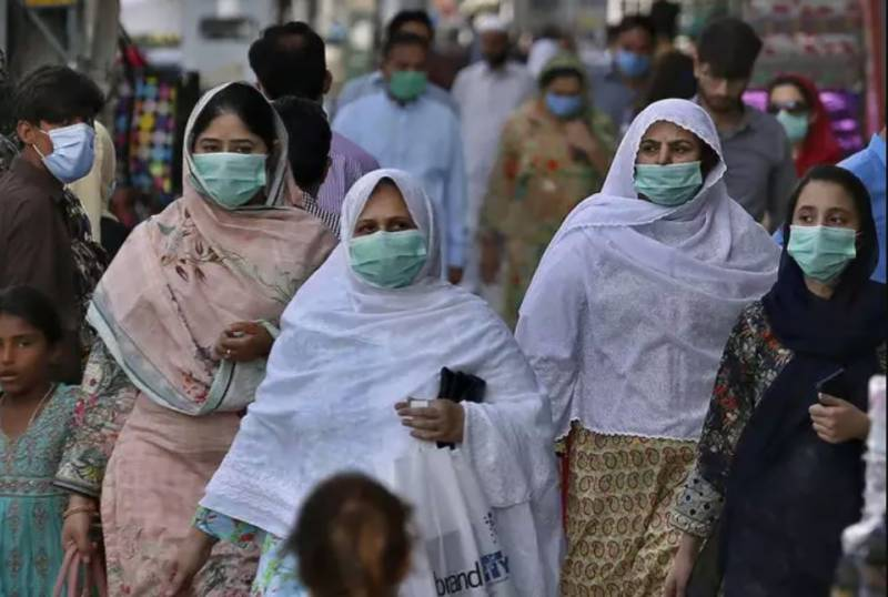 Pakistan reports 1,714 new Covid-19 cases, 38 deaths
