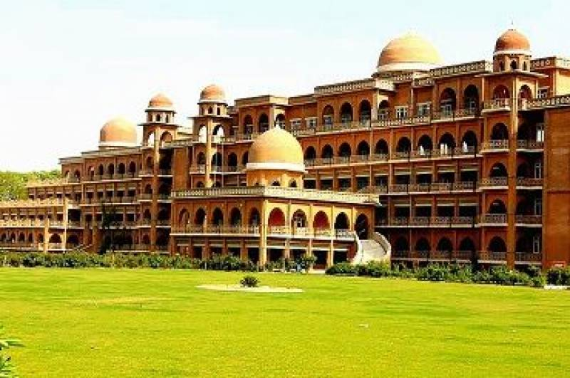 peshawar university campus