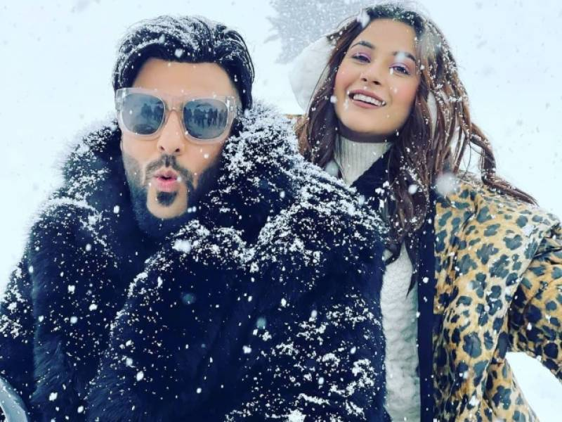 Shehnaaz Gill and Badshah's new song is a treat for the fans