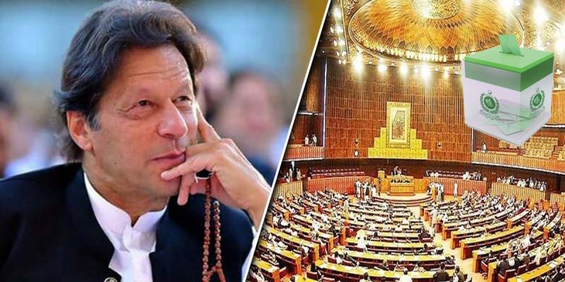 Pakistan PM Imran faces Vote of Confidence in NA today; Know the procedure!