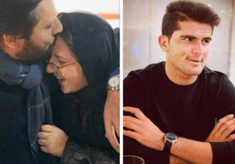 Shahid Afridi confirms Shaheen's family asked for daughter's hand in marriage