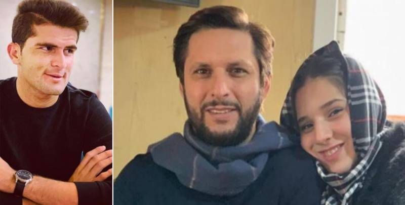 Shahid Afridi's family responds to reports of daughter's engagement with Shaheen Afridi