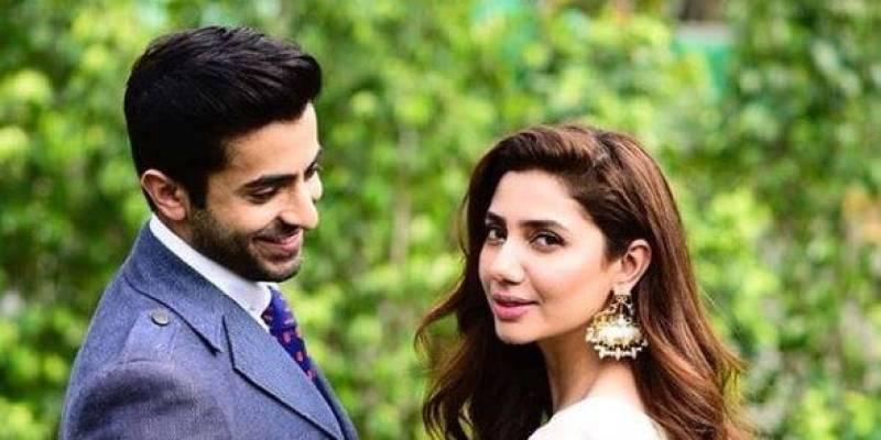 This fun banter between Mahira Khan and Sheheryar Munawar will give you friendship goals
