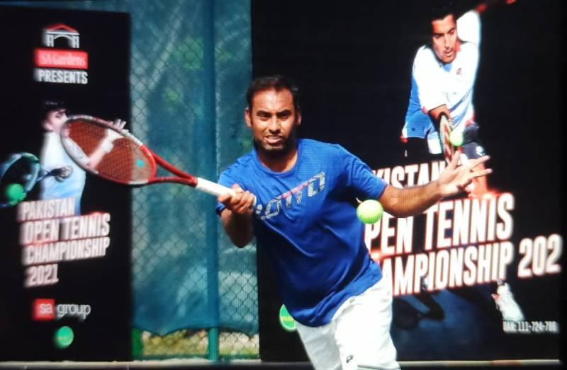 SA Gardens Pakistan Open Tennis Championships 2021