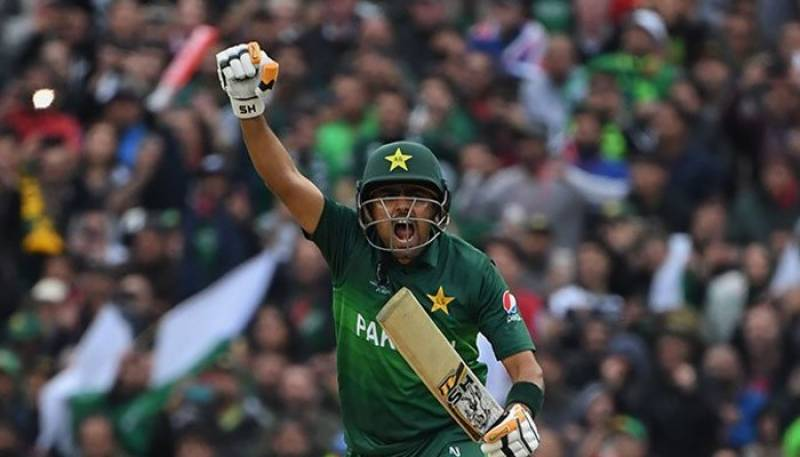 Babar Azam slips to fourth spot in latest ICC T20I ranking