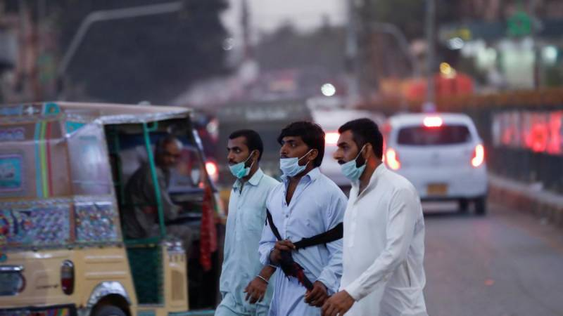Covid-19: Pakistan reports 1,786 new cases, 43 deaths