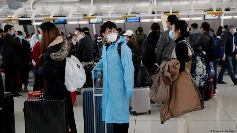 In a first, China rolls out 'virus passport'