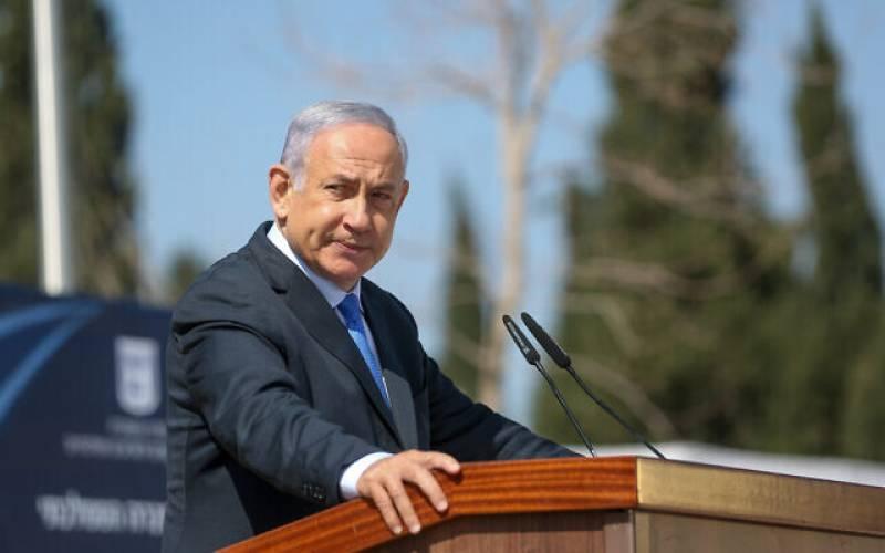 Israel's Netanyahu flies to UAE on first visit tomorrow