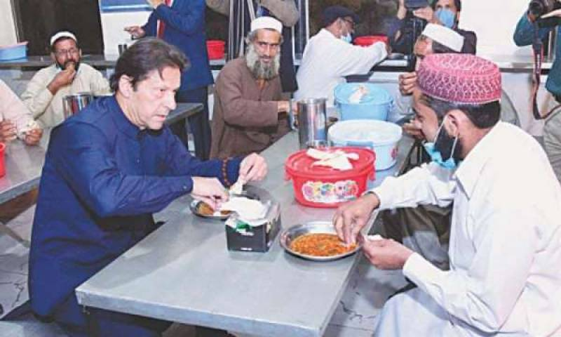 'No one sleeps hungry': PM Imran to launch mobile food van programme today