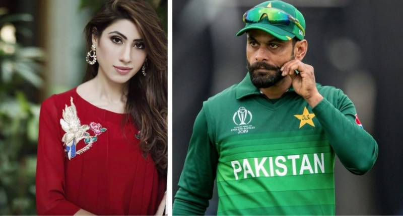 Twitter roasts PML-N's Hina Pervaiz Butt for giving 'shut up call' to Mohammad Hafeez