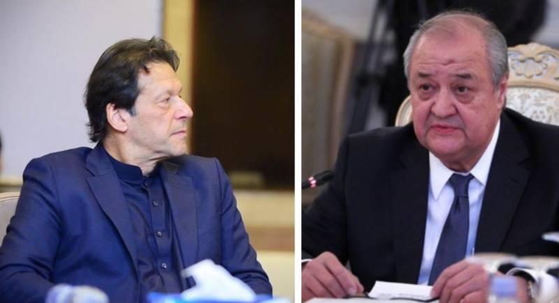 Uzbek FM calls on PM Imran, FM Qureshi during Pakistan visit (VIDEO)