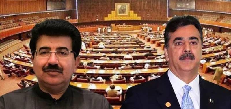 PTI's Sanjrani beats PDM's Gilani to become next Senate Chairman