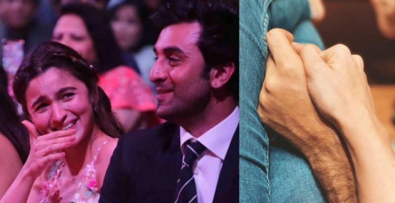 'Major missing' – Alia Bhatt shares never-seen-before pic with beau Ranbir Kapoor