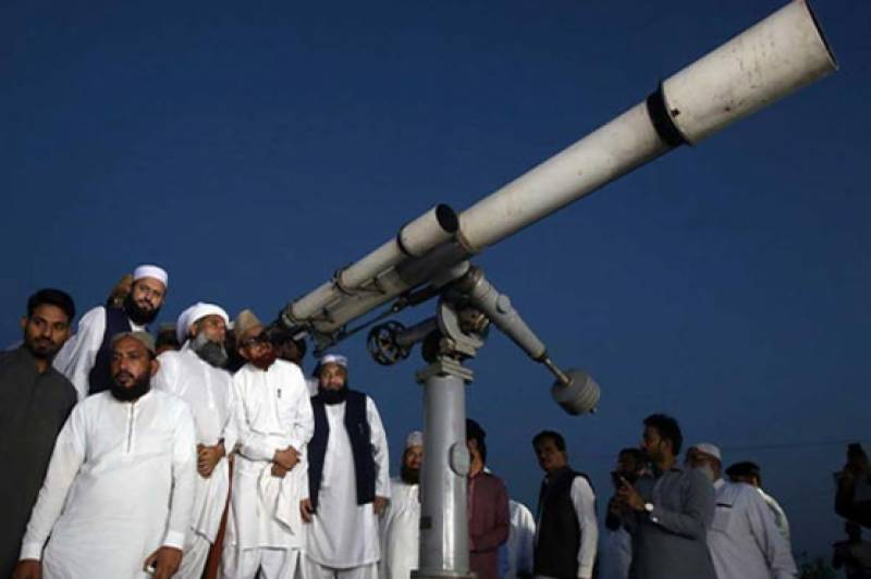 Ruet-e-Hilal meets for Shaban moon sighting tomorrow