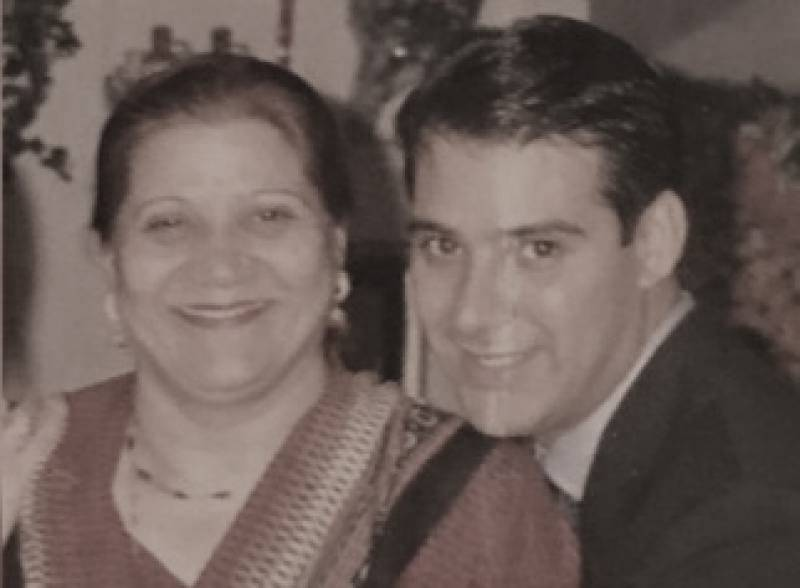 Moammar Rana's mother dies of COVID-19 complications