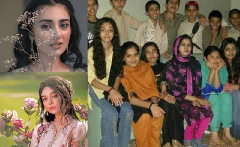 This childhood pic of Sarah and Noor Zafar Khan is a viral meme now!