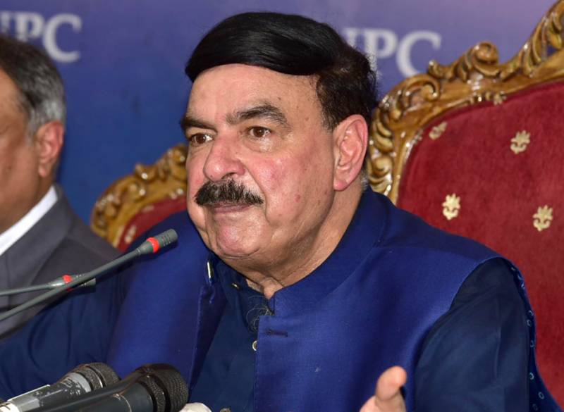Pakistan's Interior Minister in Doha to attend Milipol Qatar 2021