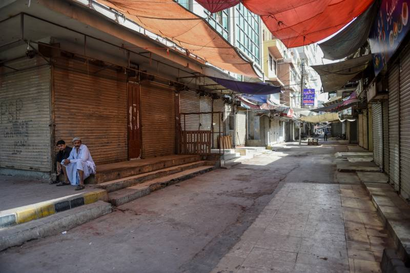Sindh imposes fresh restrictions, limits business timings as Covid third wave intensifies
