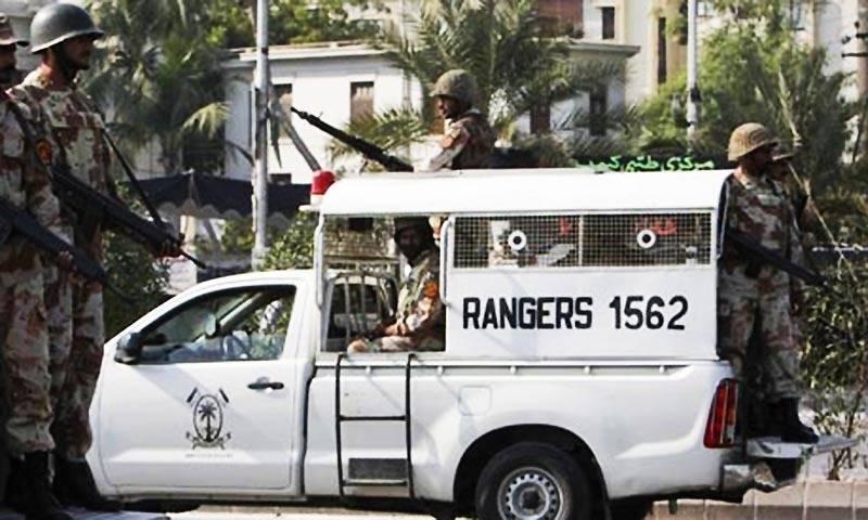 Rangers official martyred, 7 injured in Karachi blast