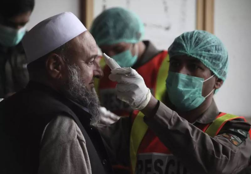 Covid-19: Pakistan reports 2,511 new cases, 58 deaths in 24 hours