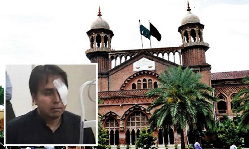 LHC takes notice of attack on PTI's Shahbaz Gill