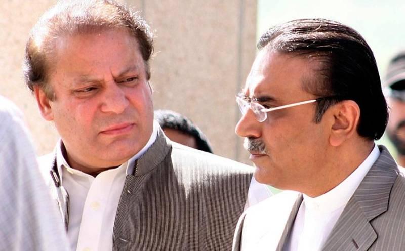 'Come to Pakistan if you're ready for war', Asif Zardari to Nawaz Sharif