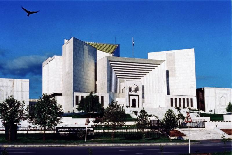 Top court dismisses PTI's plea to suspend ECP ruling on Daska by-poll