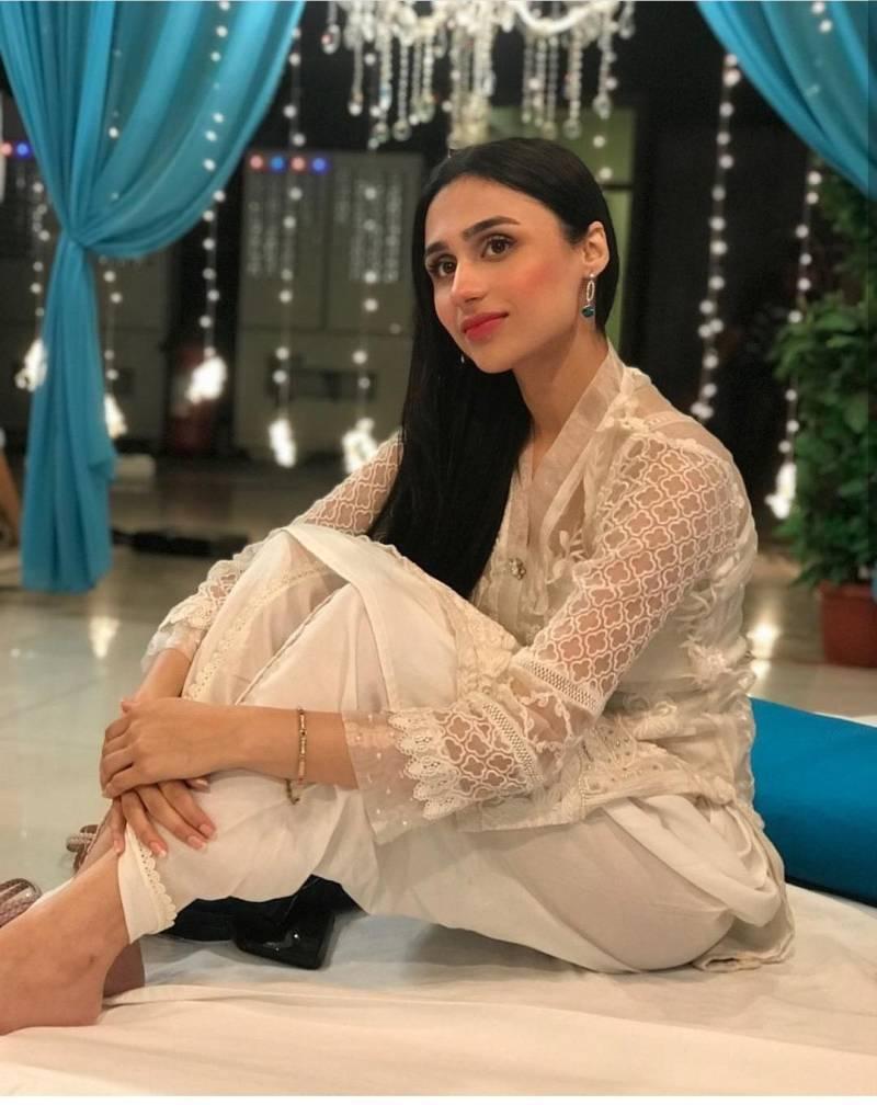 Mashal Khan says she 'felt like a heroin addict' during Lifafa Dayan shoot
