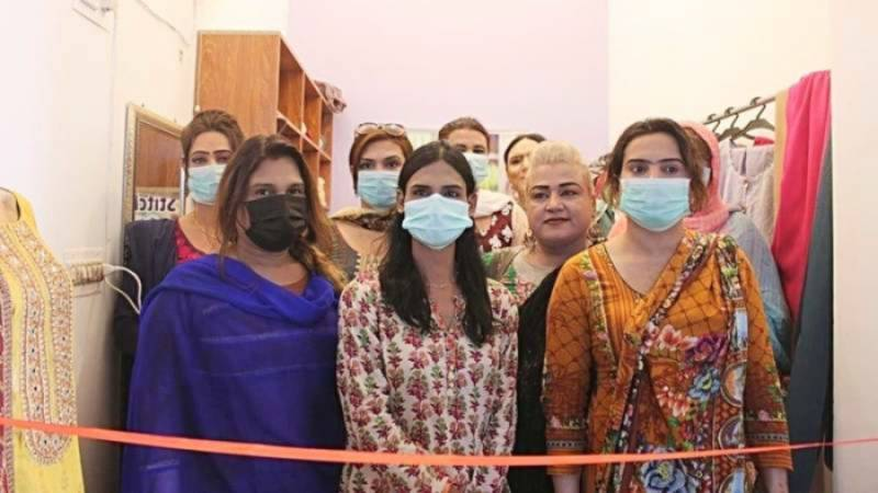 First commercial trans-led tailor shop opened in Karachi
